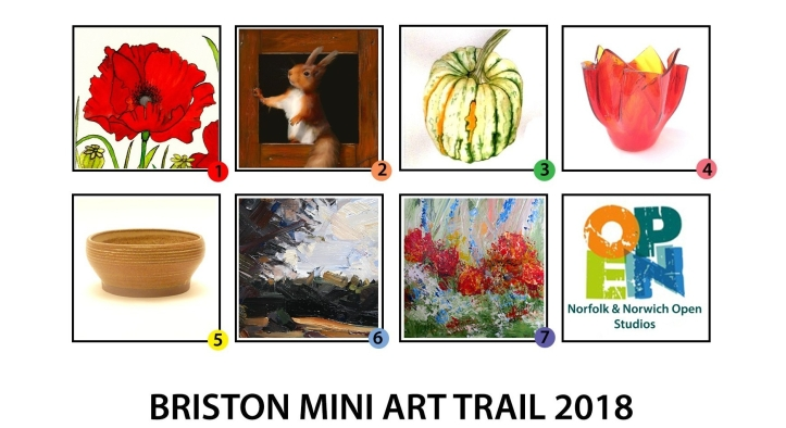 Briston Mini Art Trail 2018