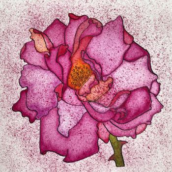 Four Daughters - Rose
